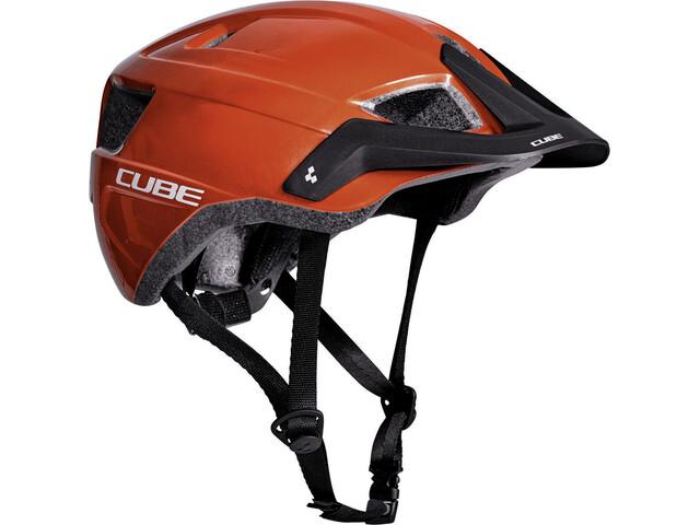 Cube CMPT lite Helmet sunburst metallic